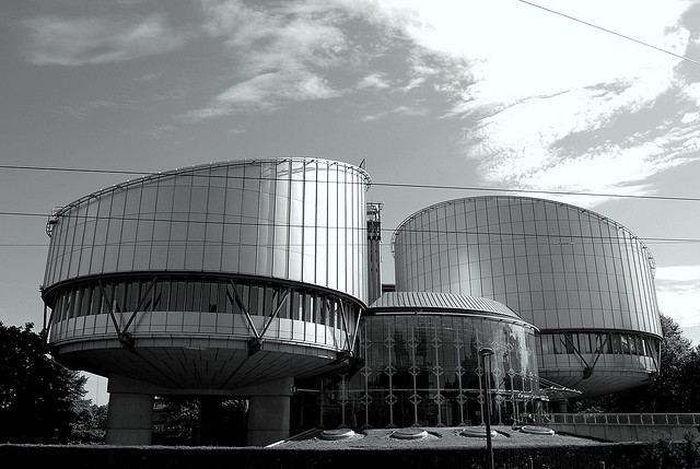 European Court of Human Rights - Loungerie/flickr