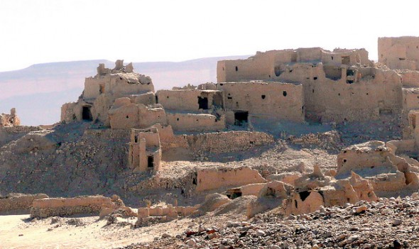 Shabwa, Yemen - Flickr/dianadrz