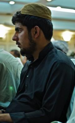 Tariq Aziz (Neil Williams/Reprieve)
