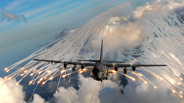 US Special Forces AC-130 gunships have been the primary platform for attacks in Somalia (Lockheed Martin/ Flikr)