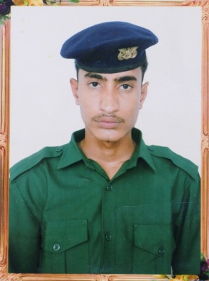 Walid bin Ali Jaber, a local policeman (Letta Tayler/Human Rights Watch).