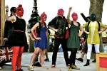 Pussy Riot protesters- Flickr/Eyes on Rights