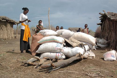 Aid to Ethiopia