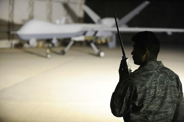 Drone strikes in Yemen