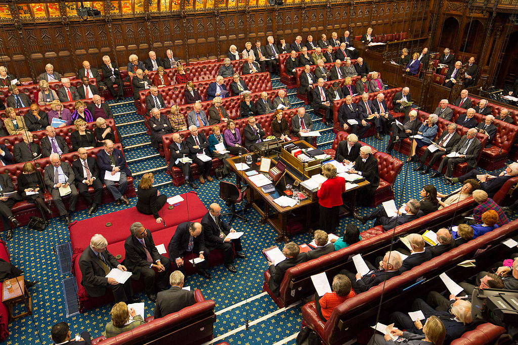 "do we need the unelected house of lords Who needs the house of lords meet the peers rattling the commons they don't believe in an unelected then get a fully democratic house ""we got the."