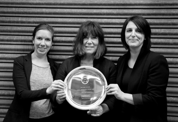 Bar Council Legal Reporting Award