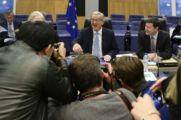 Inside Juncker's Europe