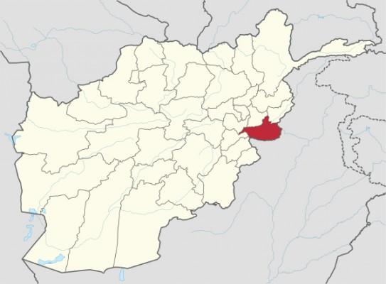 Nangarhar province, Afghanistan (Source: TUBS/Wikimedia)