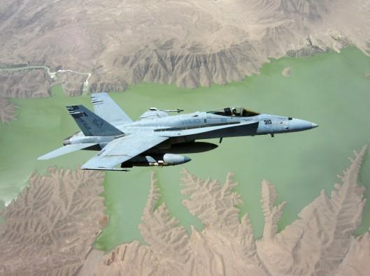 US strikes in Afghanistan